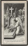 DP. MAURICE VAN HIE ° WYNKEL -ST. ELIGIUS 1898- + TERVUEREN 1921- SOLDAAT VAN HET 6e GENIEREGIMENT - Godsdienst & Esoterisme