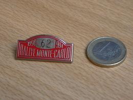 AUTOMOBILE   62 éme RALLYE MONTE CARLO 1994. ZAMAC. - Rallye