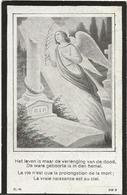 DP. BERTHA VANHOORN ° SLYPE 1891- + ST MICHIELS 1923 - Godsdienst & Esoterisme