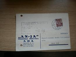 Ada An Ja Industrija Rukavica 1939 - Serbie
