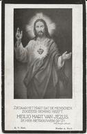 DP. MARIE DEJONGHE ° WYNKEL - SINT - ELOOI 1871- + HARELBEKE 1920 - Godsdienst & Esoterisme