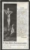DP. GASTON VINTEVOGEL ° WYNCKEL ST ELOI 1900- + 1923 - Godsdienst & Esoterisme