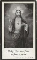 DP. AUGUST DECLERCK ° LEFFINGHE 1870- + WILSKERKE 1929 - Godsdienst & Esoterisme