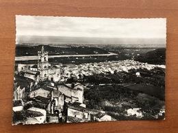 SANTA LUCIA DEL MELA (MESSINA)  PANORAMA VISTO DA SAN FRANCESCO DA DOVE G. GARIBALDI MEDITO' LA BATTAGLIA DI MILAZZO1982 - Messina