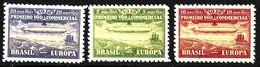 E-505 - BRASIL - 1930 - AIR MAIL - ZEPPELIN - FORGERIES, FALSES, FAKES, FAUX, FALSOS, FALSCHEN - Stamps