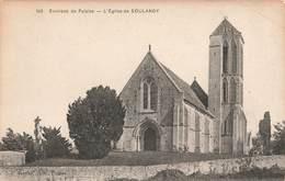 14 Eglise De Soulangy Environs De Falaise - Francia