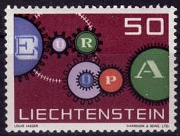 Liechtenstein - Europa CEPT 1961 - Yvert Nr. 364 - Michel Nr. 414  ** - 1961