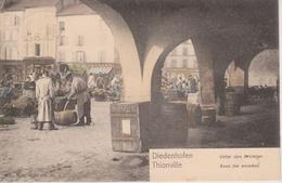 57 - THIONVILLE - SOUS LES ARCADES - NELS SERIE 100 N° 2 COULEURS - Thionville