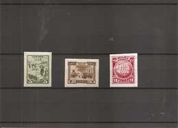 Russie ( 342/344 X -MH) - Unused Stamps