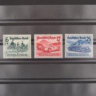 Allemagne, 3ème Reich 1933-1945, N° 627 à 629, N** Cote 110€ - Unused Stamps