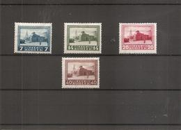 Russie ( 332/335 X -MH) - Nuovi