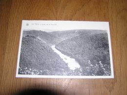 L' OURTHE Vue De Nisramont Commune La Roche En Ardenne Luxembourg  Carte Postale Postkaart - La-Roche-en-Ardenne