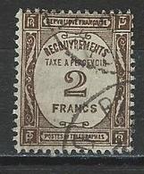 Frankreich Yv T62, Mi P66  Obl. - 1859-1955 Usados