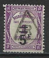 Frankreich Yv T65, Mi P63  Obl. - 1859-1955 Usados
