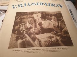 ILL 32/ JAPON MANDCHOURIE /HITLER HINDERBURG/GUERRE CHINE JAPON /CHANGHAI - 1900 - 1949