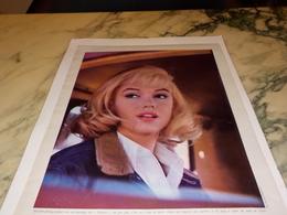 PHOTO MARILYN TOURNAGE DESAXES 1966 - Foto