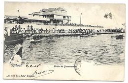 DJIBOUTI - Palais Du Gouvernement - Djibouti