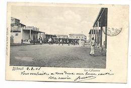 DJIBOUTI - Rue D'Abyssinie - Djibouti