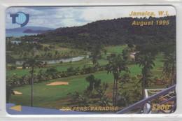 JAMAICA 1995 GOLF GOLFERS PARADISE - Jamaica