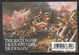 226 France F4660 Tricentenaire De La Bataille De Denain N++ - Ungebraucht