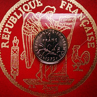 1 Franc SEMEUSE De 1979 En FDC Scellé... - France