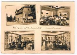 D-10903   LIMBACH : HO-Hotel Völkerfreundschaft - Limbach-Oberfrohna