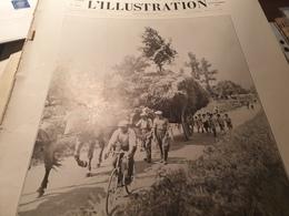 ILL 32/HERRIOT JERSEY/ESPAGNE SEVILLE /ITALIE FASCISME /BOURDELLE /SALEVE TELEFERIQUE /CAGNES AVIATION CIRCUIT EUROPEEN - 1900 - 1949