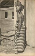 FEMME SEINS NUS TYPE NOIR - Afrique Du Sud, Est, Ouest