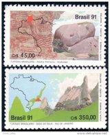 212 Brazil Tourisme MNH ** Neuf SC (BRE-48a) - Brésil