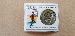 Poland Polska 1968 Mexico 68 Olympic Games Sport Mnh ** New - Ete 1968: Mexico