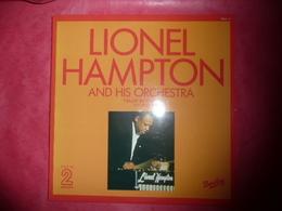 LP N°3269 - LIONEL HAMPTON - 2 LP'S - 96071/72 - GRAND ARTISTE GENIE DES PERCUSSIONS ***** - Jazz