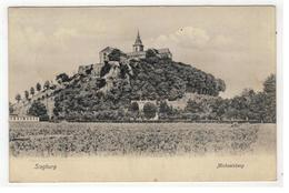 Siegburg   Michaelsberg 1909 - Siegburg