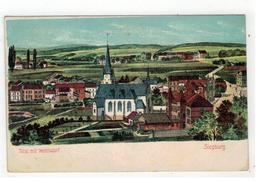 Siegburg  Total Mit Wohlsdorf 1909 - Siegburg