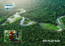 Honduras Platano River UNESCO New Postcard - Honduras
