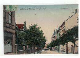 Mülheim A. Ruhr  Kaiserstrasse  1909 - Muelheim A. D. Ruhr