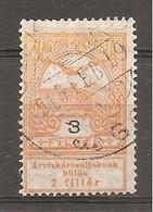 Hungría-Hungary Nº Yvert 108 (usado) (o) - Hungría