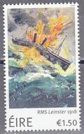 IRELAND     SCOTT NO  2202     MNH    YEAR  2018 - Unused Stamps