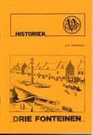 Vilvoorde Historiek – Drie Fonteinen – 38blz A5 - Geschiedenis