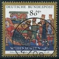 BRD 1988 Nr 1396 Zentrisch Gestempelt X8512EA - BRD