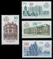 DDR 1987 Nr 3075-3078 Postfrisch SB6914A - [6] République Démocratique