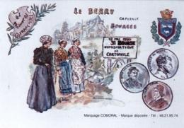 18 - Cher - Carte Aluminium - BOURGES Capitale Du Berry - Tirage Limité 100 Exemplaires - Rare - Bourges