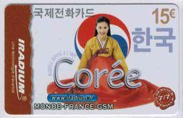 RARE - Iradium - Corée - 15 € -  Voir Scans - France