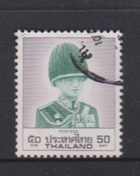 Thailand SG 1352 1988 King Rama IX  50 Baht Used - Thailand