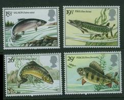 1983Great Britain938-941Sea Fauna - Vie Marine