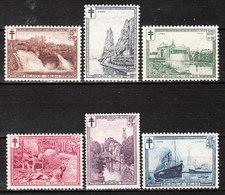 293/98**  Les Sites - Série Complète - MNH** - COB 120 - Vendu à 13.50% Du COB!!!! - Unused Stamps