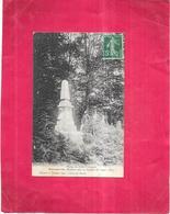 DEPT 88 - Vallée De CELLES - Monument Des Mobiles Tués Au Combat De Lajus En 1870 - BIS - - Autres Communes