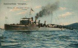 BERSAGLIERE MARINA ITALIANA   MILITARE GUERRA ITALIA ITALY - Warships