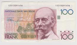 Belgique - Billet De 100 Francs - Hendrick Beyaert - Non Daté - P142 - [ 2] 1831-... : Reino De Bélgica