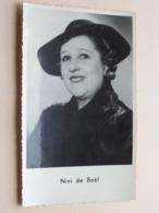 Nini DE BOËL ( Thill > Foto Jan Vanderheyden ) Anno 19?? ( Zie Foto Details ) ! - Opera