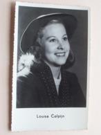 Louisa COLPIJN ( Thill > Foto Jan Vanderheyden ) Anno 19?? ( Zie Foto Details ) ! - Theater